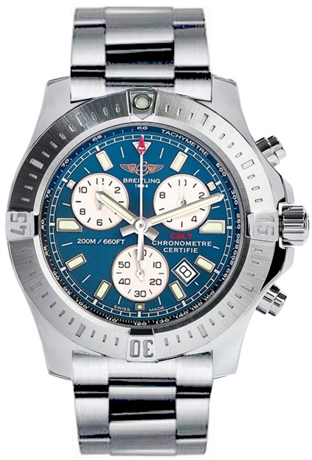 Breitling A7338811.C905.173A Colt Chrono Quartz 44 mm