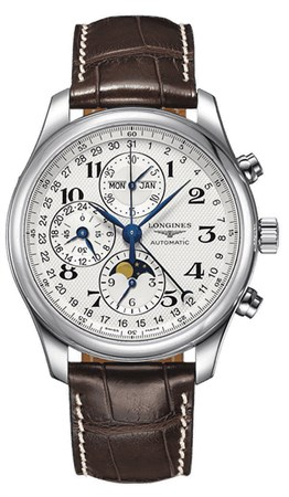 Longines L2.773.4.78.3 Master Collection Chrono Erkek Saati