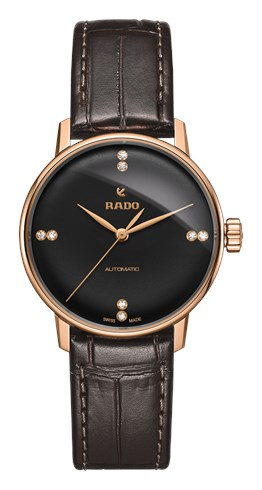 RADO COUPOLE Classic Diamonds Automatic R22865755 BAYAN SAATİ