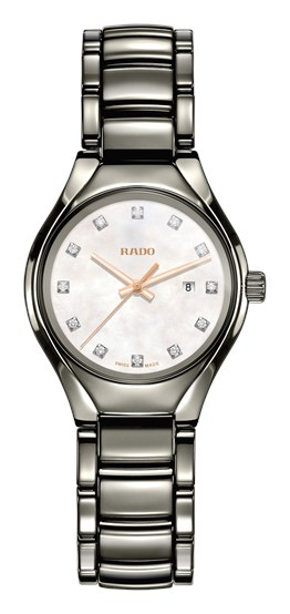 Rado True Diamonds R27060902 Seramik Bayan Saati