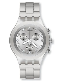 Swatch Irony SVCK4038G Full Bloded Silver Bayan Saati