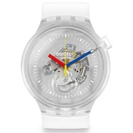 Swatch SO27E100 Big Bold Jellyfish Unisex Kol Saati