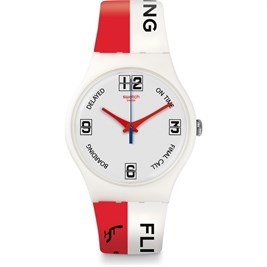 Swatch SUOW141 Go To Gate Unisex Kol Saati