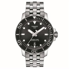 Tissot Seastar T120.407.11.051.00 Powermatic 80 Erkek Saati