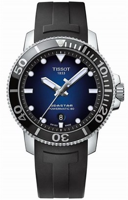 Tissot Seastar T120.407.17.041.00 Powermatic 80 Erkek Saati